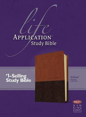 Picture of Life Application Study Bible NKJV, Tutone