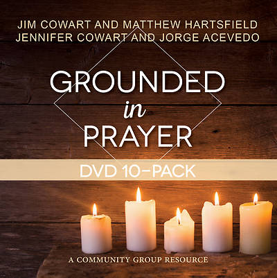 Picture of Grounded in Prayer DVD (Pkg of 10)
