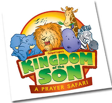 Gospel Light Vacation Bible School 2009 Kingdom of the Son T-Shirt Iron on Transfer (Package of 10) VBS