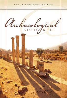 New International Version Archaeological Study Bible