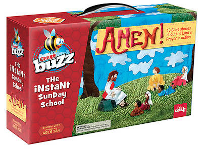 Group Buzz Preschool Amen! Kit: Summer2012