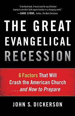 Picture of The Great Evangelical Recession - eBook [ePub]