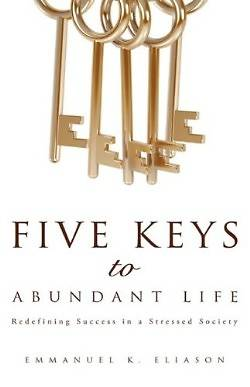Picture of Five Keys to Abundant Life