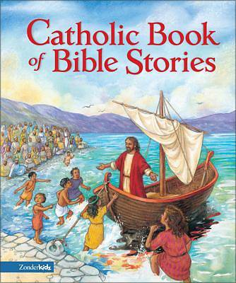 Picture of Catholic Book of Bible Stories