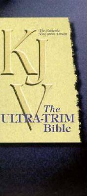 Picture of Ultra-Trim Bible King James Version