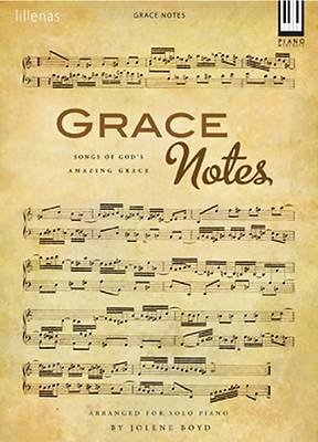 Grace Notes Piano Book