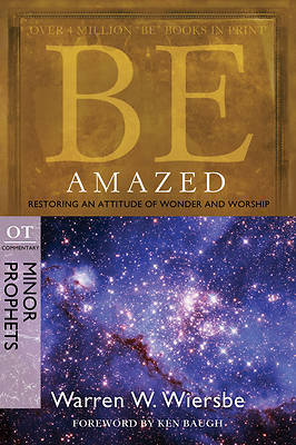 Picture of Be Amazed (Minor Prophets)