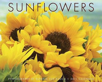Sunflowers Wall Calendar 2011
