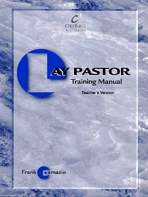 Picture of The Lay Pastor Training Manual