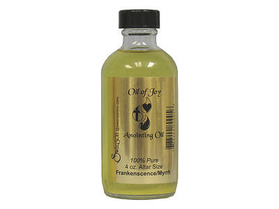 Picture of Oil of Joy 4 Oz. Frankincense and Myrrh Anointing Oil