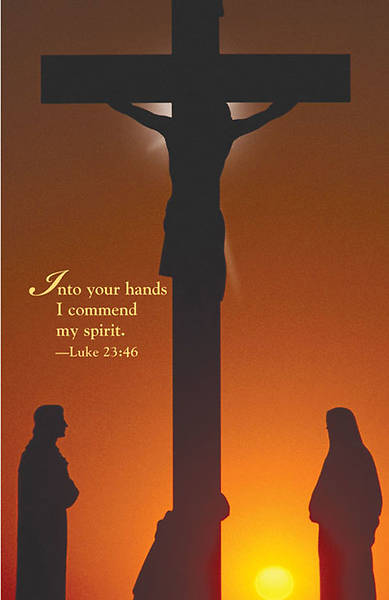 Good Friday Bulletin 2010, Regular Size (Package of 50)