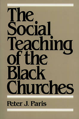 Picture of The Social Teaching of the Black Churches