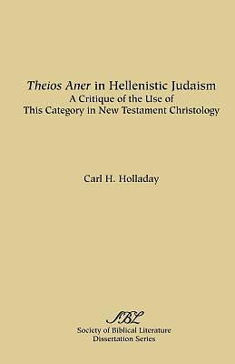Theios Aner in Hellenistic Judaism