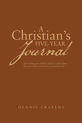Picture of A Christian's Five-Year Journal