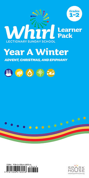 Whirl Lectionary Grades 1-2 Learner Leaflet Winter Year A