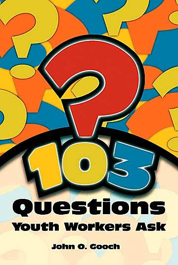 Picture of 103 Questions Youth Workers Ask
