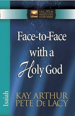 Face-to-Face with a Holy God [ePub Ebook]