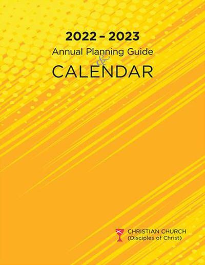 Picture of Annual Planning Guide & Calendar 2022-2023