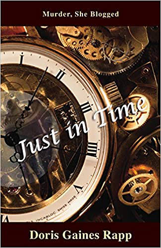 Picture of Just in Time (Murder, She Blogged #1)