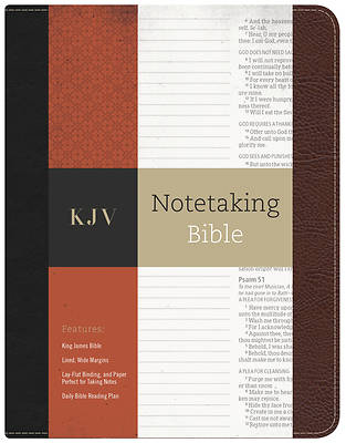 KJV Notetaking Bible