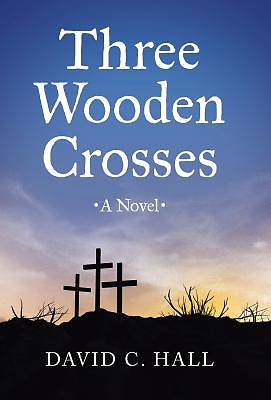 Picture of Three Wooden Crosses