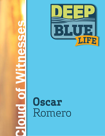 Picture of Deep Blue Life: Oscar Romero Word Download