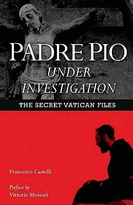 Padre Pio Under Investigation