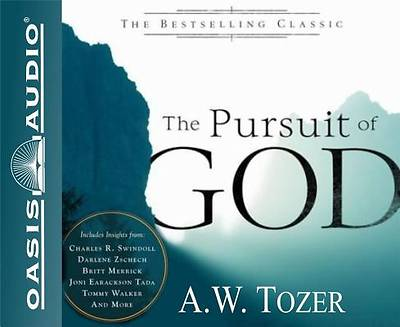 Picture of The Pursuit of God (the Definitive Classic)
