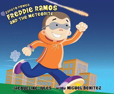 Picture of Freddie Ramos and the Meteorite, Volume 11
