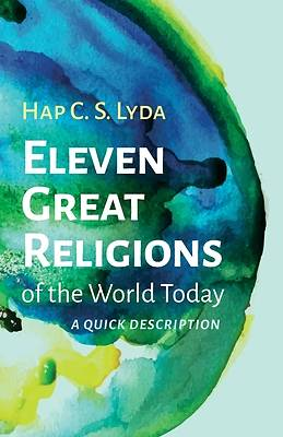 Picture of Eleven Great Religions of the World Today