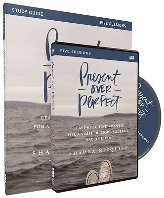 Picture of Present Over Perfect Study Guide with DVD Study Guide with DVD