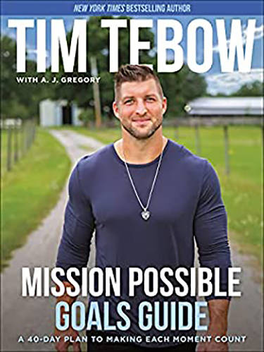 Picture of Mission Possible Goals Guide