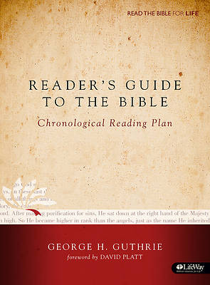 Picture of Reader's Guide to the Bible