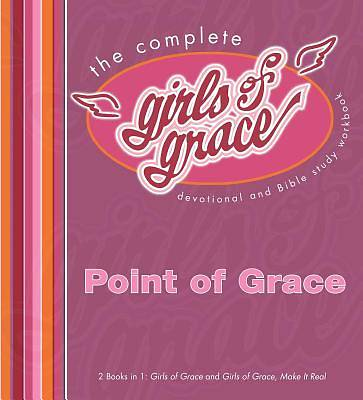 Picture of The Complete Girls of Grace Devotional and Bible Study Workbook