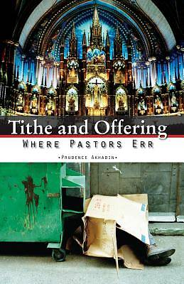 Tithe and Offering