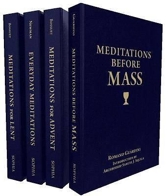 Picture of The Treasury of Catholic Meditations