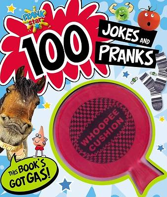 Picture of Prankstar 100 Jokes and Pranks