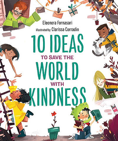 Picture of 10 Ideas to Save the World with Kindness