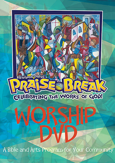 Vacation Bible School (VBS) 2014 Praise Break Worship DVD