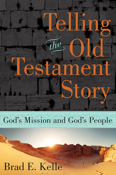 Telling the Old Testament Story - eBook [ePub]