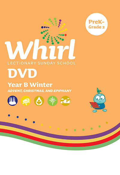 Whirl Lectionary PreK-Grade 2 DVD Winter Year B