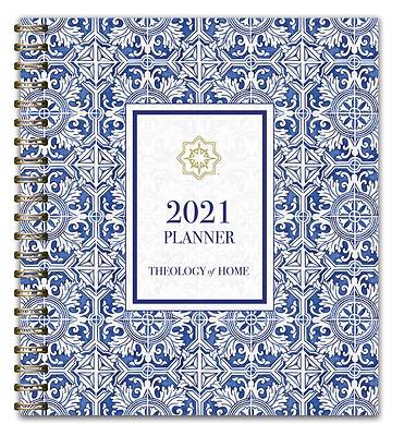Picture of 2021 Theology of Home Planner