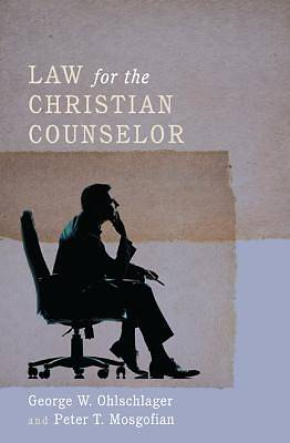Picture of Law for the Christian Counselor