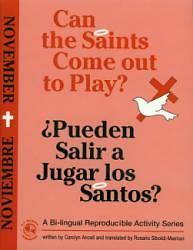 Picture of Can the Saints Come Out to Play?/Pueden Salir a Jugar Los Santos?