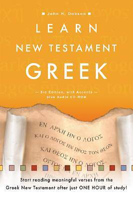 Learn New Testament Greek with CDROM