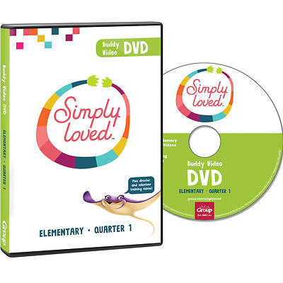 Picture of Simply Loved Q1 Elementary Buddy Video DVD