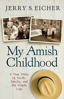 My Amish Childhood [ePub Ebook]