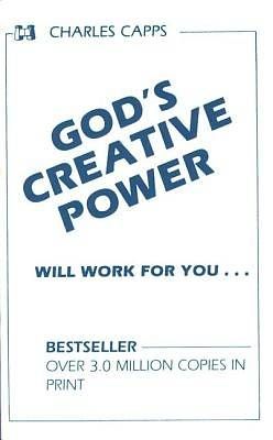 Picture of God's Creative Power Will Work for You