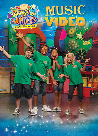 Vacation Bible School (VBS) 2014 Workshop Of Wonders Music Video DVD