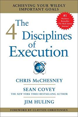 Picture of The 4 Discplines of Execution